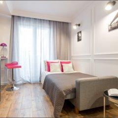 Отель P&O Apartments Emilii Plater 3 Польша, Варшава - отзывы, цены и фото номеров - забронировать отель P&O Apartments Emilii Plater 3 онлайн комната для гостей фото 3