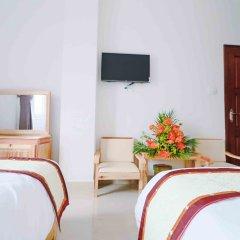 Mai Hoang Hotel Далат удобства в номере