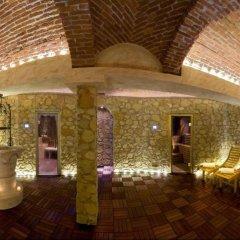 Отель Splendid Бавено сауна