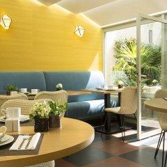 Отель Hôtel A La Villa des Artistes питание