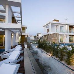 Отель Paradise Cove Luxurious Beach Villas Кипр, Пафос - отзывы, цены и фото номеров - забронировать отель Paradise Cove Luxurious Beach Villas онлайн бассейн фото 13