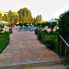 Отель VIP Zone Apartments Болгария, Солнечный берег - отзывы, цены и фото номеров - забронировать отель VIP Zone Apartments онлайн приотельная территория фото 2