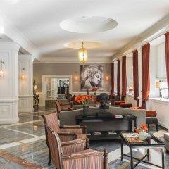 Отель Starhotels Michelangelo интерьер отеля фото 3