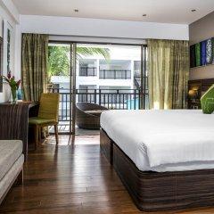 Отель Novotel Phuket Karon Beach Resort & Spa Пхукет комната для гостей фото 4