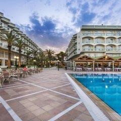 Отель Apollo Beach бассейн фото 3