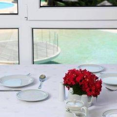 Отель Ariti Grand Hotel Corfu Греция, Корфу - 3 отзыва об отеле, цены и фото номеров - забронировать отель Ariti Grand Hotel Corfu онлайн балкон