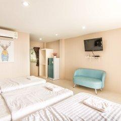 Отель Tawaen Beach Resort комната для гостей