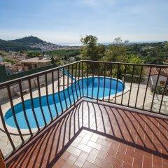 Отель Villa Carvajal Бланес балкон