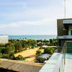 Апартаменты The Gallery Jomtien Beach Apartment Паттайя пляж
