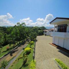 Отель OwinRich Resort парковка