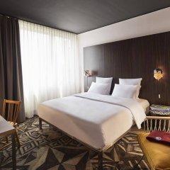 Отель Mama Shelter Prague Чехия, Прага - 10 отзывов об отеле, цены и фото номеров - забронировать отель Mama Shelter Prague онлайн комната для гостей фото 2
