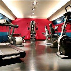 Kube Hotel Ice Bar фитнесс-зал фото 3