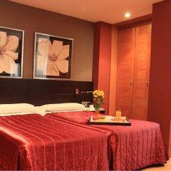 Отель Villa De Barajas Испания, Мадрид - 8 отзывов об отеле, цены и фото номеров - забронировать отель Villa De Barajas онлайн комната для гостей фото 4