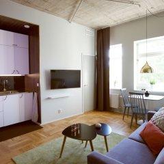Отель Asplund Hotel Apartments Швеция, Солна - отзывы, цены и фото номеров - забронировать отель Asplund Hotel Apartments онлайн комната для гостей фото 5