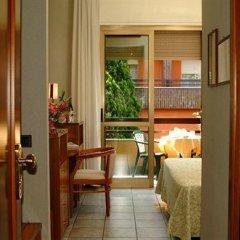 Отель Plus Welcome Milano балкон