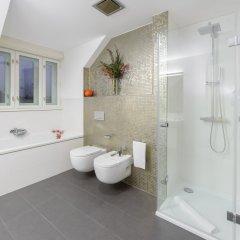 Отель Myo Hotel Mysterius Чехия, Прага - отзывы, цены и фото номеров - забронировать отель Myo Hotel Mysterius онлайн ванная