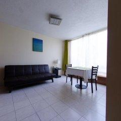 Отель Suites Marne Мехико комната для гостей фото 5