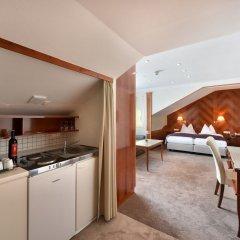Hotel Am Schubertring в номере