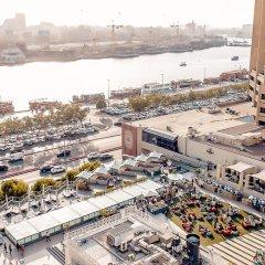 Отель Radisson Blu Hotel, Dubai Deira Creek ОАЭ, Дубай - 3 отзыва об отеле, цены и фото номеров - забронировать отель Radisson Blu Hotel, Dubai Deira Creek онлайн городской автобус