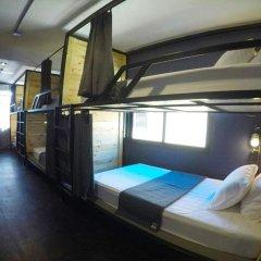 Bandai Hostel Бангкок комната для гостей фото 4