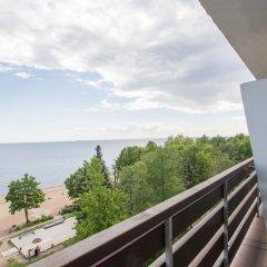 Гостиница Репинская балкон