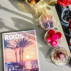 Отель Rixos Premium Дубай удобства в номере