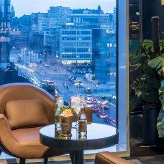 Отель Scandic Continental интерьер отеля