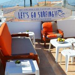 Отель Ria Hostel Alvor Португалия, Портимао - отзывы, цены и фото номеров - забронировать отель Ria Hostel Alvor онлайн бассейн