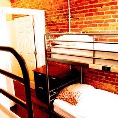 Отель Duo Housing Hostel США, Вашингтон - отзывы, цены и фото номеров - забронировать отель Duo Housing Hostel онлайн ванная