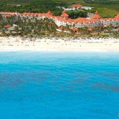 Отель Occidental Caribe - All Inclusive Доминикана, Игуэй - отзывы, цены и фото номеров - забронировать отель Occidental Caribe - All Inclusive онлайн пляж фото 2