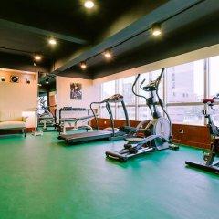 Ocean Hotel фитнесс-зал