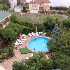 Гостиница Наутилус балкон