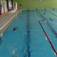 Гостиница Авиатор бассейн