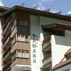 Отель Residenz Tamara Хохгургль парковка