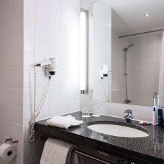 Отель Scandic Jacob Gade Дания, Вайле - отзывы, цены и фото номеров - забронировать отель Scandic Jacob Gade онлайн ванная фото 2