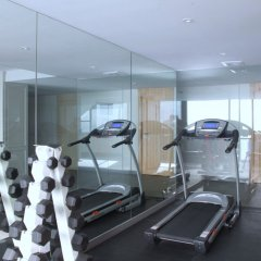 Thee Bangkok Hotel фитнесс-зал фото 3