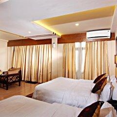 Отель Quay Apartments Thamel Непал, Катманду - отзывы, цены и фото номеров - забронировать отель Quay Apartments Thamel онлайн комната для гостей фото 4