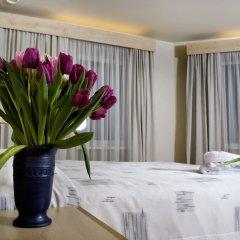 Отель Hermis Hotel Литва, Каунас - 1 отзыв об отеле, цены и фото номеров - забронировать отель Hermis Hotel онлайн комната для гостей фото 2