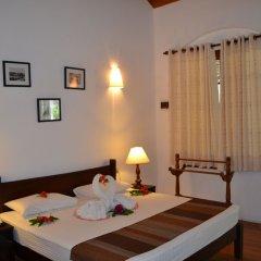 Отель The Sanctuary at Tissawewa Шри-Ланка, Анурадхапура - отзывы, цены и фото номеров - забронировать отель The Sanctuary at Tissawewa онлайн комната для гостей фото 4