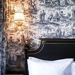 Отель Saint Paul Le Marais Париж в номере