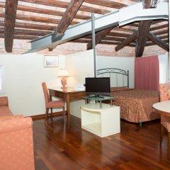 Отель Residence Bertolini Италия, Падуя - отзывы, цены и фото номеров - забронировать отель Residence Bertolini онлайн комната для гостей фото 2