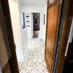Апартаменты Apartment With 2 Bedrooms in Boulogne-billancourt, With Furnished Terrace and Wifi Булонь-Бийанкур интерьер отеля фото 2