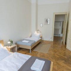 Апартаменты Bohemia Apartments Prague Centre комната для гостей фото 17
