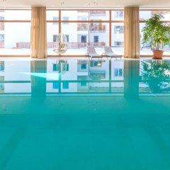 Hotel Cristallo Стельвио бассейн