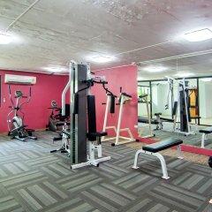 J Inspired Hotel Pattaya фитнесс-зал фото 2