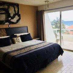 Отель Condominios Brisas Cancun Zona Hotelera комната для гостей фото 6