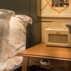 Отель King Street Townhouse Великобритания, Манчестер - отзывы, цены и фото номеров - забронировать отель King Street Townhouse онлайн сейф в номере