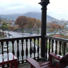 Tiflis Metekhi Hotel балкон