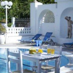 Отель Ninetta's Studios Греция, Метана - отзывы, цены и фото номеров - забронировать отель Ninetta's Studios онлайн питание фото 2