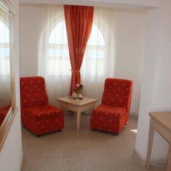Отель Bellevue Hotel Болгария, Золотые пески - 5 отзывов об отеле, цены и фото номеров - забронировать отель Bellevue Hotel онлайн комната для гостей фото 2